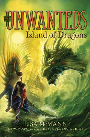 Island of Dragons (Unwanteds, #7)