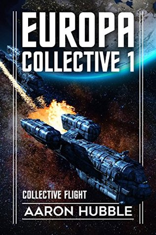 Europa Collective 1 - Collective Flight by Aaron Hubble