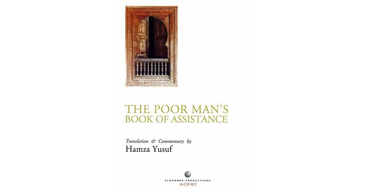 The Poor Man's Book of Assistance by Sidi Ahmad Zarruq