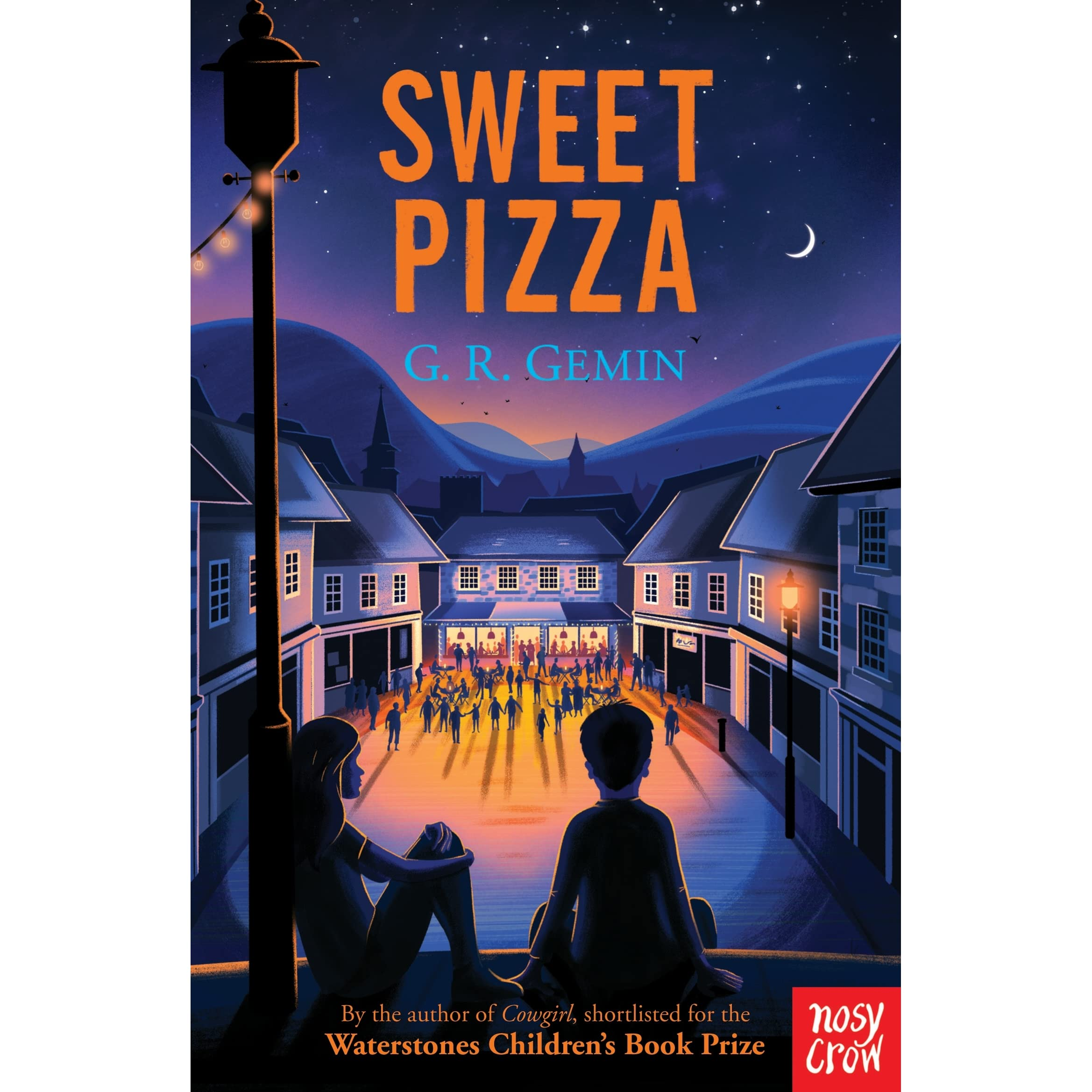 Business Book Cover History : Sweet pizza by g r gemin — reviews discussion bookclubs