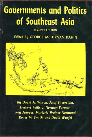 Governments and Politics of Southeast Asia (Second Edition)