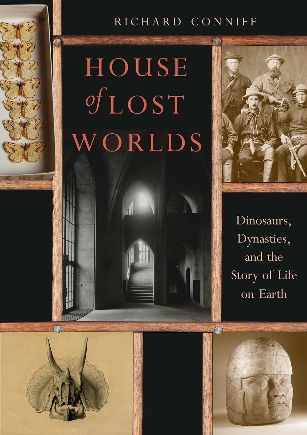House of Lost Worlds Dinosaurs, Dynasties, and the Story of Life on Earth