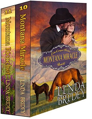 Echo Canyon Brides Box Set: Books 10 - 11: Historical Cowboy Western Mail Order Bride Bundle