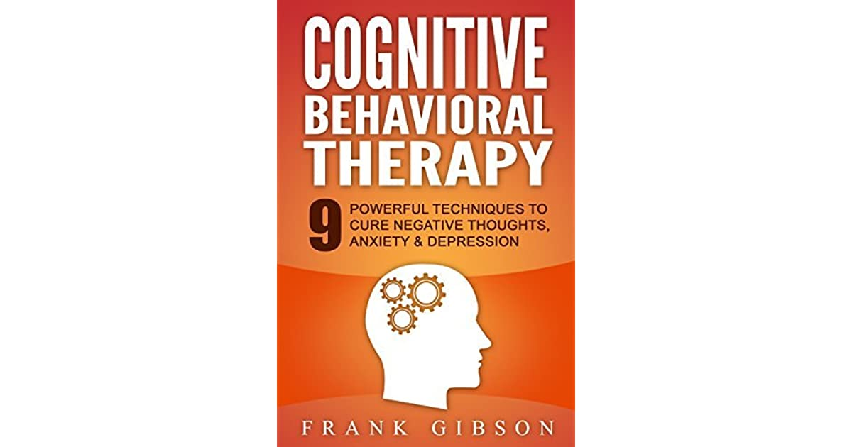 cognitive behavioral therapy techniques - 1200×630