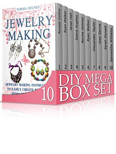 DIY Projects Box Set - Norma Holmes