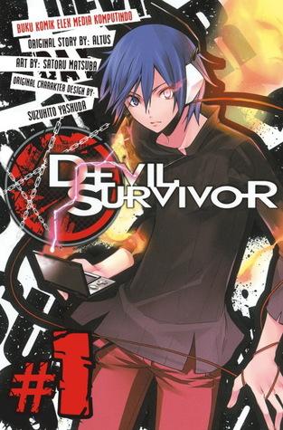 Devil Survivor 1 by Satoru Matsuba