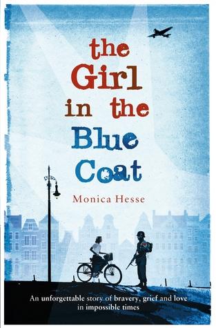 e25abdb3bfd Girl in the Blue Coat by Monica Hesse