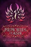 Memories of Ash (The Sunbolt Chronicles, #2)