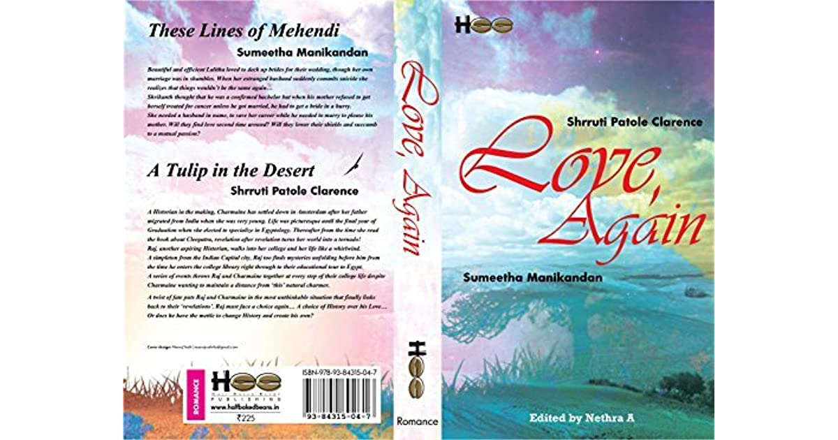 These Lines of Mehendi by Sumeetha Manikandan