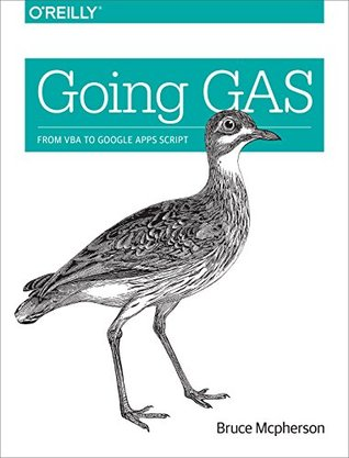 Going GAS: From VBA to Google Apps Script