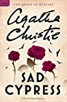 Book cover for Sad Cypress (Hercule Poirot, #21)