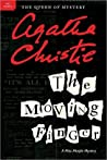 Book cover for The Moving Finger (Miss Marple #4)