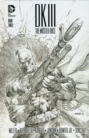 DARK KNIGHT III: THE MASTER RACE #3 COLLECTOR'S EDITION