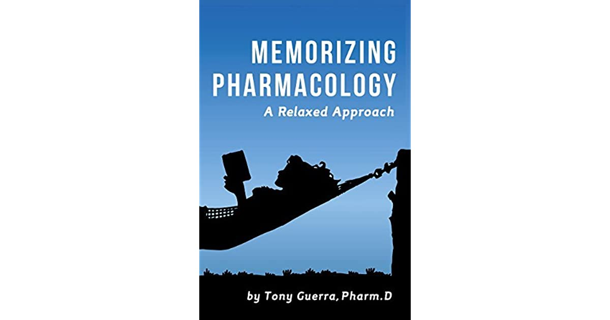 Book Giveaway For Memorizing Pharmacology: A Relaxed