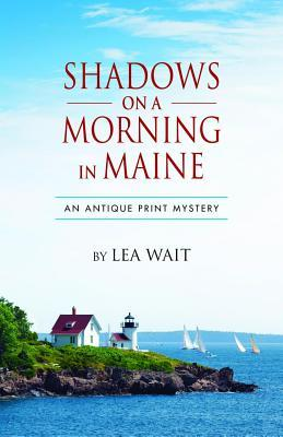 Shadows on a Morning in Maine (Antique Print, #8)