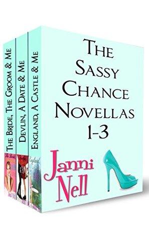 The Sassy Chance Novellas 1-3 (Sassy Chance Trilogy)