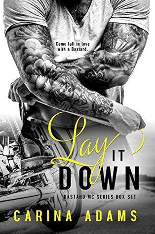 Lay It Down by Carina Adams