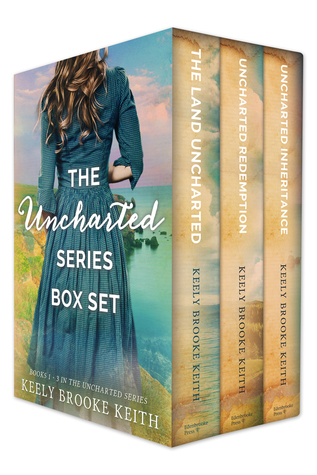 The Uncharted Series Box Set: Books 1-3