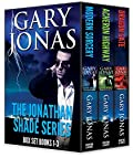 The Jonathan Shade Series Box Set Books 1-3: Modern Sorcery, Acheron Highway, Dragon Gate