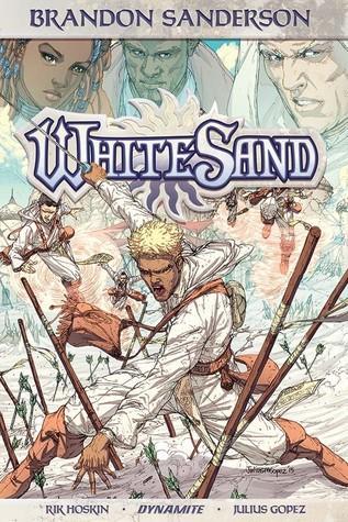 White Sand, Volume 1 by Brandon Sanderson