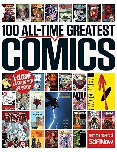 100 All-Time Greatest Comics 2014