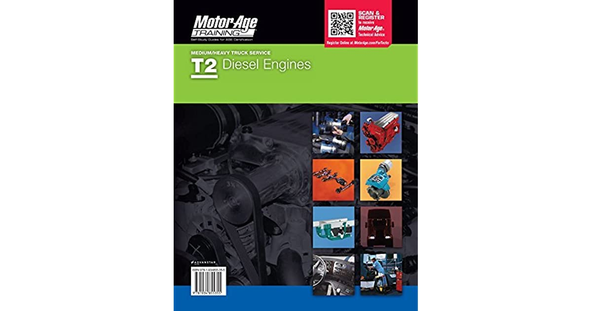 ase test certification diesel engines