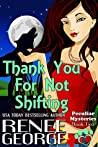 Thank You For Not Shifting (Peculiar Mysteries #2)