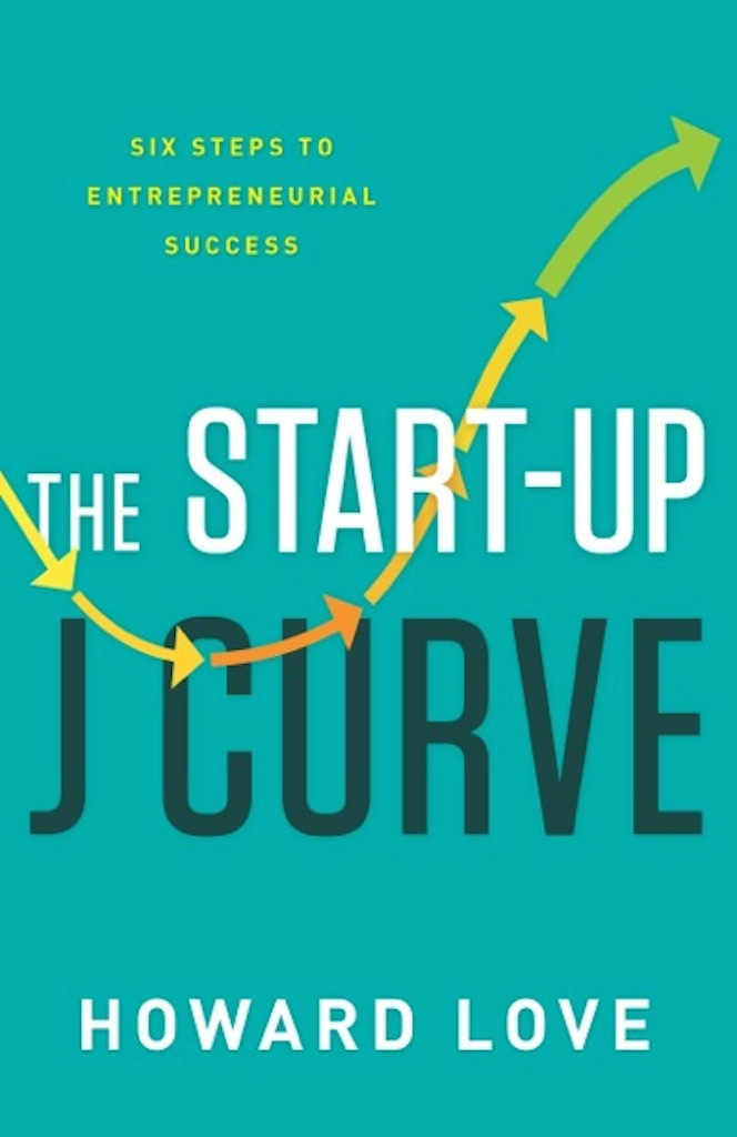The Start-Up J Curve - The Six Steps to Entrepreneurial Success