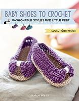 Baby Schoentjes Haken Klassieke Modellen Voor Kleine Voetjes By