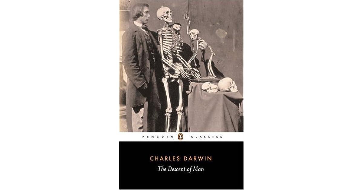 darwin the descent of man handmaids tale
