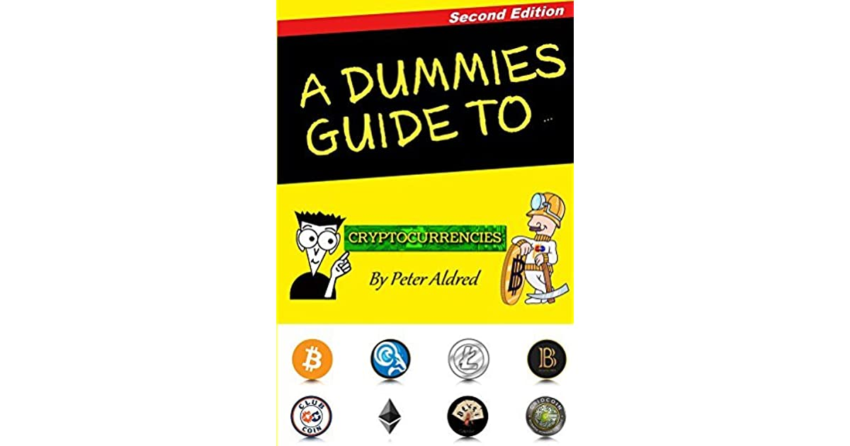 a dummies guide to cryptocurrencies pdf
