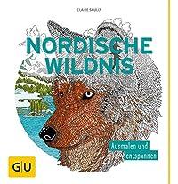 Nordische Wildnis: Ausmalen und entspannen