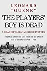 The Players' Boy Is Dead (Joan and Matthew Stock Mystery Book 1)