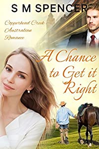 A Chance to Get it Right (Copperhead Creek #2)