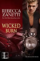 Wicked Burn (Realm Enforcers, #3)