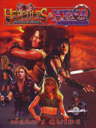 Hercules & Xena Roleplaying Game (Boxed Set)