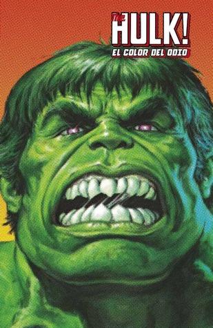 The Hulk: El color del odio (Marvel Limited Edition: The Hulk, #1)