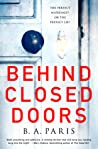 Book cover for Behind Closed Doors
