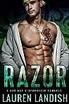 Razor (Bad Boy Stepbrothers, #2)