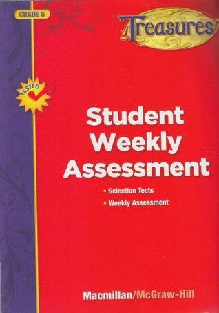 Treasures, Grade 5, Student Weekly Assessment