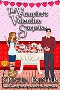 A Vampire's Valentine Surprise (Nocturne Falls, #5.5)