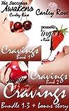 Cravings: Parts 1-3 Bundle with Bonus Short Story: Erotic Succubus and Werewolf Shifter Romance