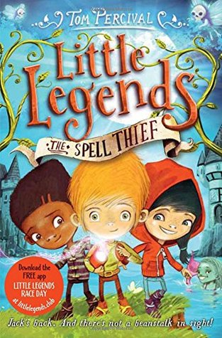 Little Legends series by Tom Percival