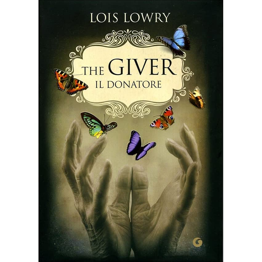 a review of the novel the giver by lois lowry