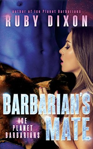 Barbarian's Mate (Ice Planet Barbarians, #7)