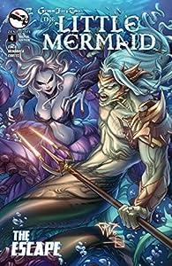 Grimm Fairy Tales: Little Mermaid #4 (of 5)