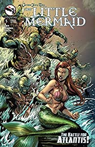 Grimm Fairy Tales: Little Mermaid #5 (of 5)
