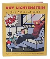 Roy Lichtenstein: the Artist at Work