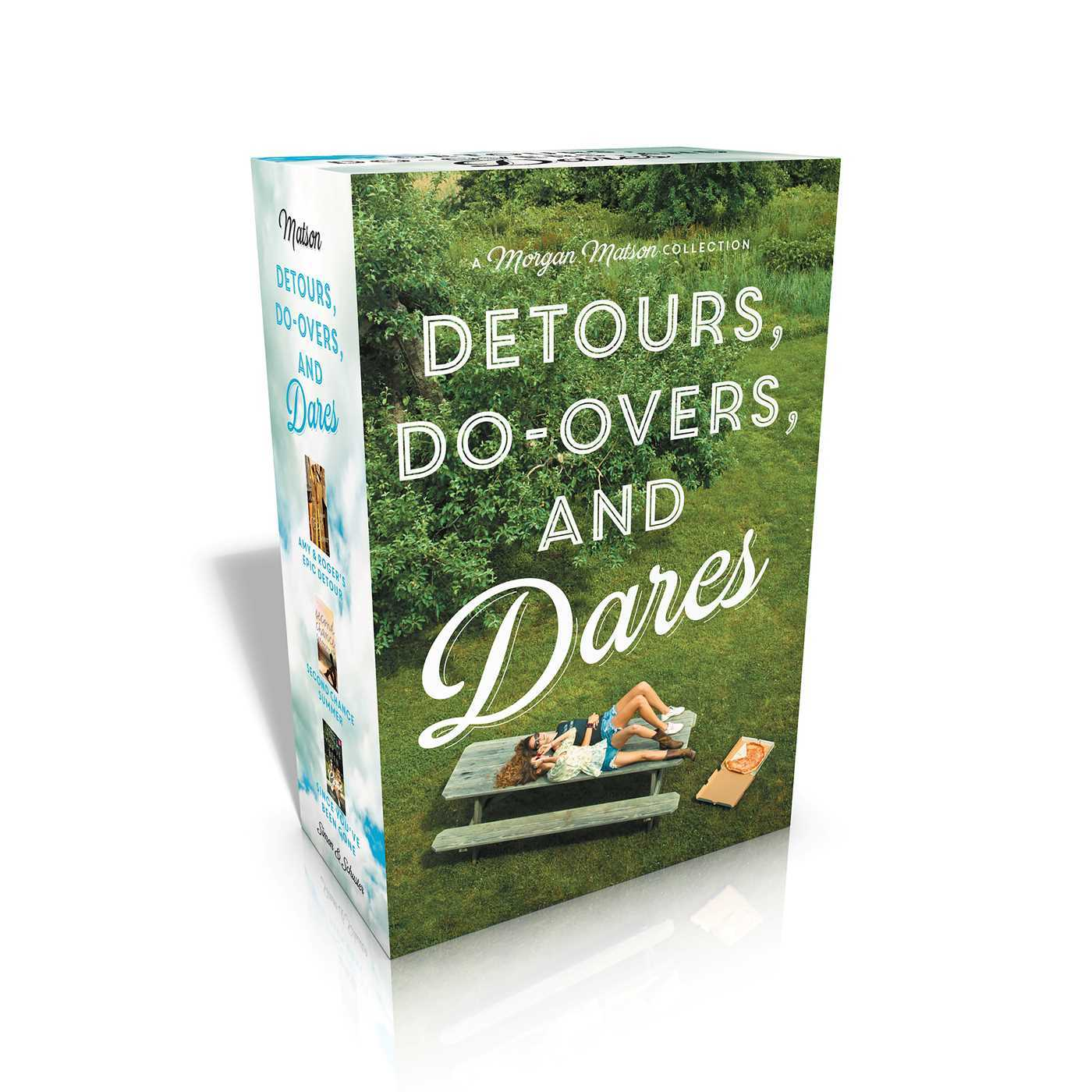 Morgan Matson - Amy and Roger's Epic Detour