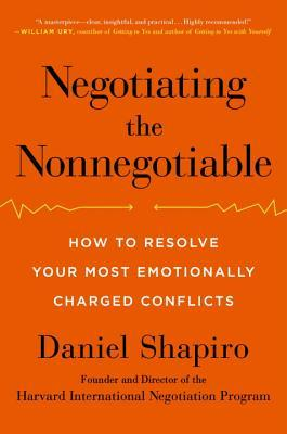 negotiating the non negotiable